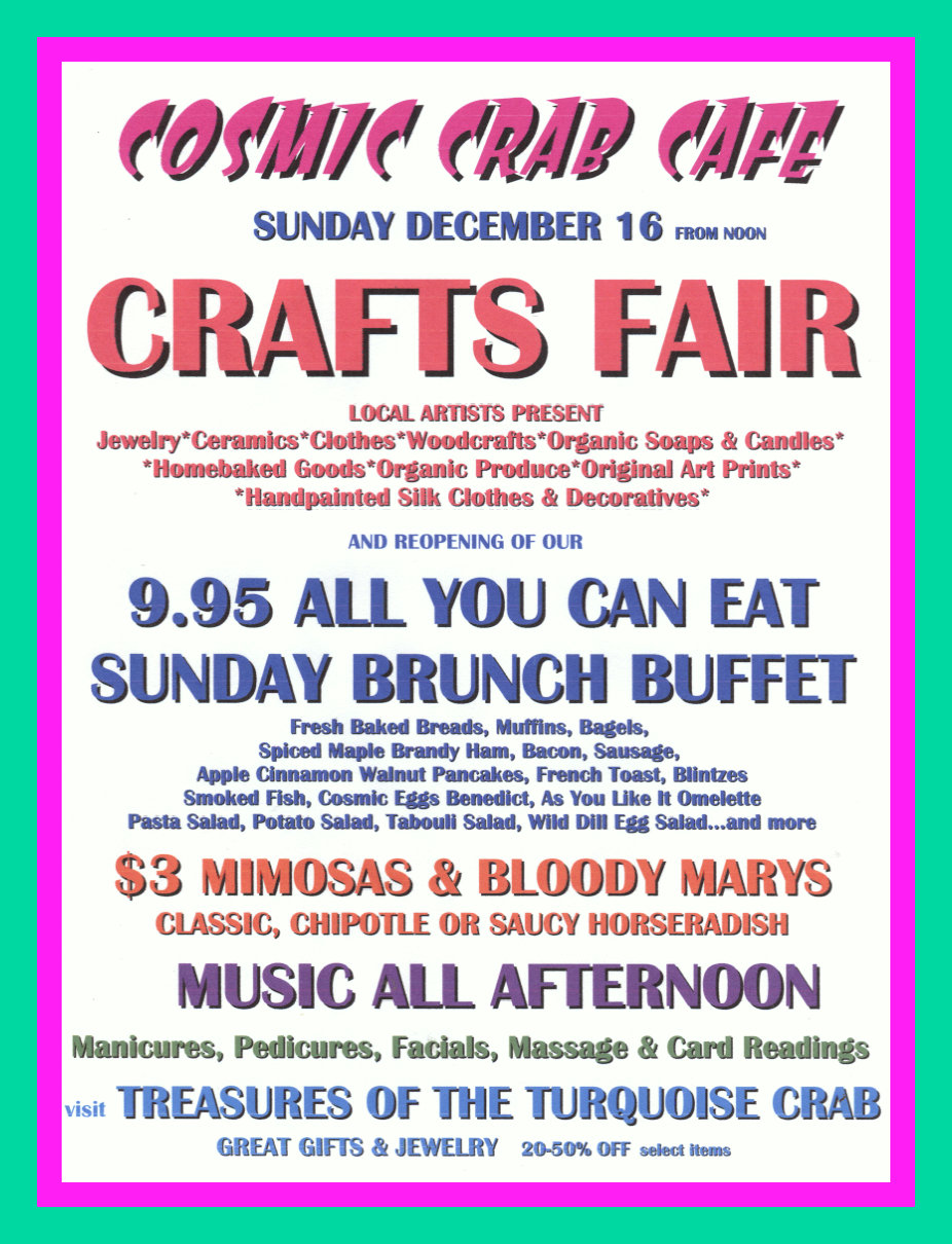 Crafts Fair in Bocas del Toro